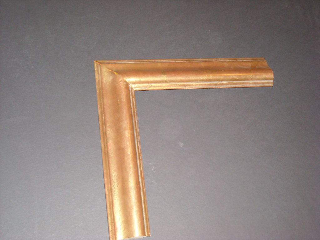 RP23a    (2 1/2inch) solid wood frame raised inner bevel