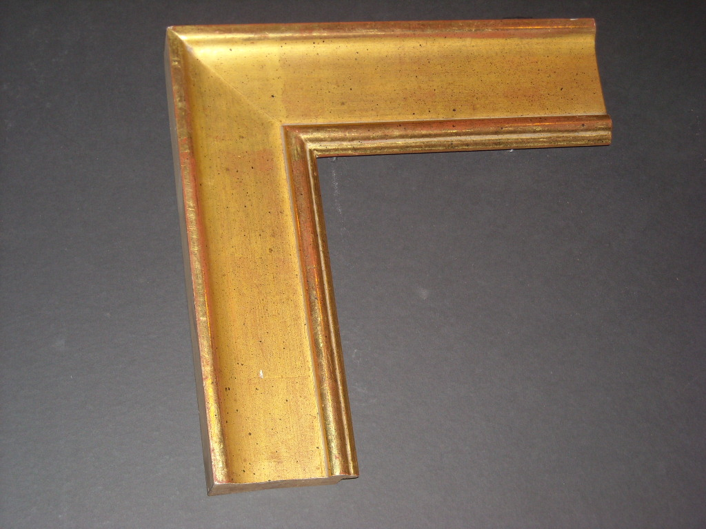 RP37    (3 1/2inch)   solid corner raised bevel frame